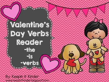 Valentine's Day Verb reader