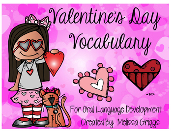 Valentine's Day Vocabulary