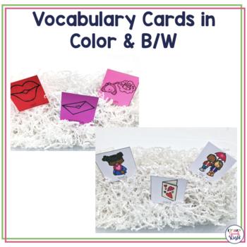 Valentine's Day Vocabulary Activities