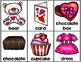 Valentine's Day Vocabulary And Grammar Activities (Nouns, Verbs and Adjectives)