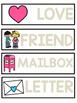 Valentine's Day Vocabulary Cards