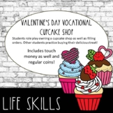 Valentine's Day Vocational Filling Orders with Money Activity