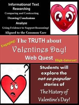 Valentine's Day WebQuest!