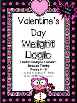Valentine's Day Weight Logic Pack