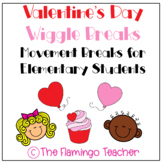 Valentine's Day Wiggle Breaks