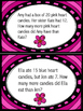 Valentine's Day Word Problems (Addition and Subtraction) P