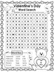Valentine's Day Word Search - Easy