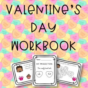 Valentine's Day Workbook
