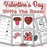 Valentine's Day Write the Room