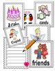 Valentine's Day-Write the Room-ENGLISH. Great for-centres-writing activity