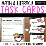 Valentine's Day Write the Room Task Cards