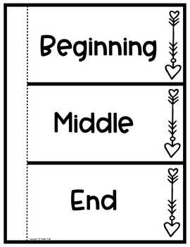 Valentine's Day Writing Activities- Writing Prompts and Graphic Organizers