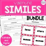 Valentine's Day Writing Activity for Middle School BUNDLE