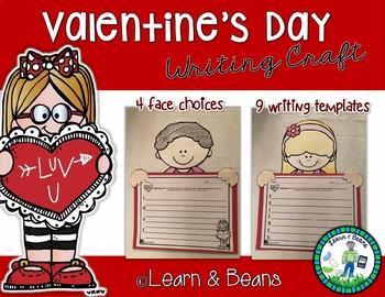 Valentine's Day Writing Craft