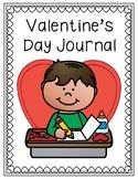 Valentine's Day Writing Journal