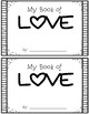 Valentine's Day Writing: My Book of Love!