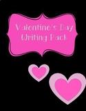 Valentine's Day Writing Pack