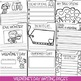 Valentine's Day Writing Pages - Creative Writing Prompts