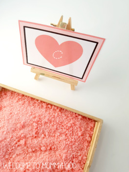 Valentine's Day Writing Printables (great for writing trays)