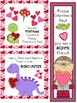 Valentine's Day Writing Prompts with Bonus Printable Valentine's Day Cards.
