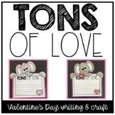 Valentine's Day Writing and Craft