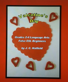 Valentine's Day  Writing and Drawing Activities