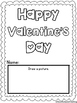 Valentine's Day Writing and Fun Pack NO PREP