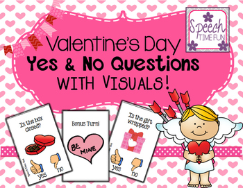 Valentine's Day Yes No Questions