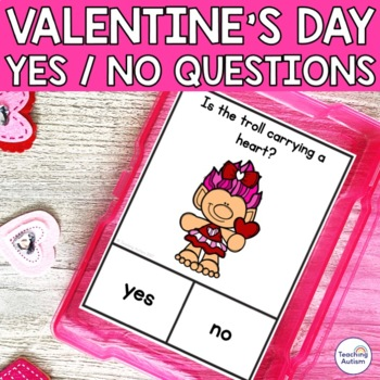Valentine's Day Yes / No Questions