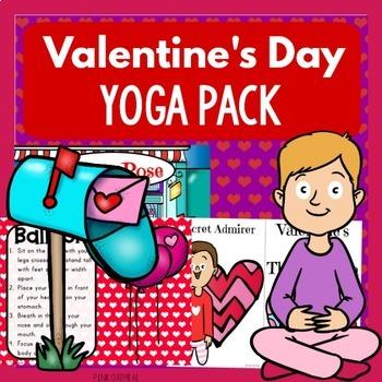 Valentine's Day Yoga Pack - Bundle