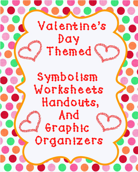 Valentine's Day and Heart Themed Symbolism Package
