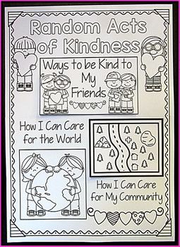 Valentine's Day and Random Acts of Kindness