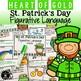 Valentine's Day & St. Patrick's Day Figurative Language Bundle