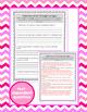 Valentine's Day non fiction passage comprehension activities RI3.1 RI3.3 RI4.1