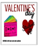 Valentine's Day coupon book gift for students
