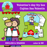 Valentine's Day craft / San Valentín manualidad