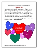 Valentine's Day for non-enrolling teachers