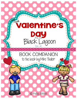 Valentine's Day from the Black Lagoon Book Companion