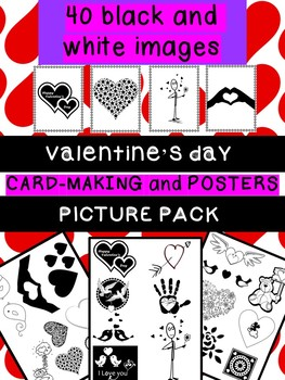 Valentine's Day picture pack
