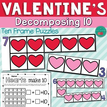 Valentine's Decomposing Numbers