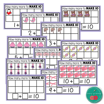 Valentine's Decomposing Numbers