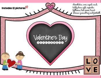 Valentine's Describing