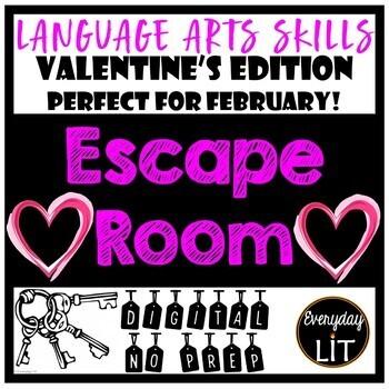 Valentine's Escape Room (Digital)