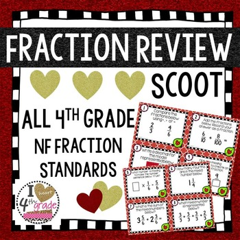 Valentine's FRACTION Scoot