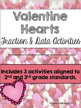 Valentine's Fractions & Data