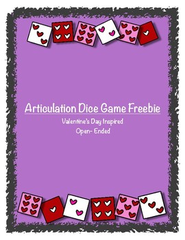 Valentine's Freebie