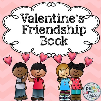 Valentine's Friendship Book