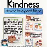 Friendship and Kindness Activity (prek & kinder)