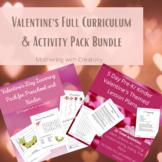 Valentine's Full Week Curriculum & Activity Pack