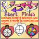 Valentine's Game Boards Clipart